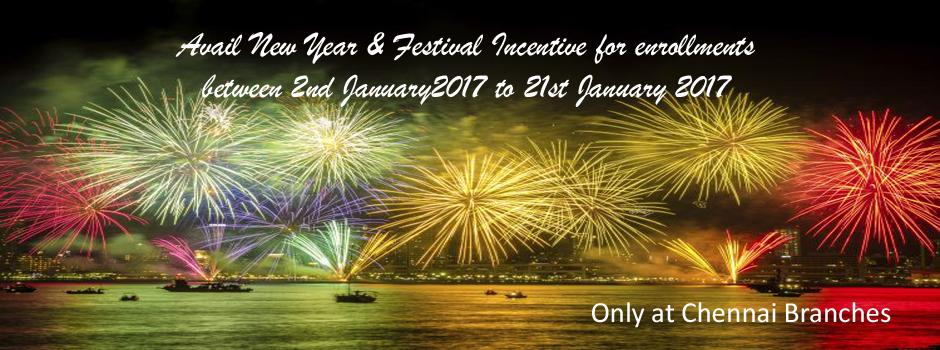 Festival Incentive